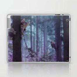 Hybrid Conception Laptop & iPad Skin
