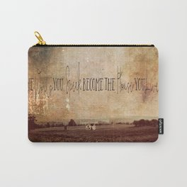 Words You Speak Carry-All Pouch