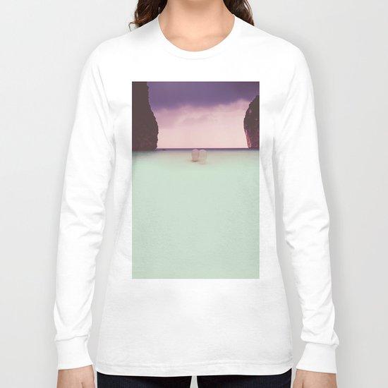 Albatross Sky Long Sleeve T-shirt