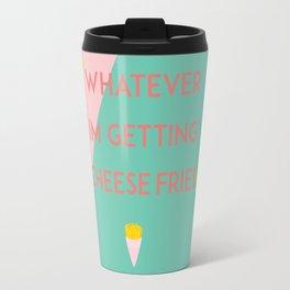 cheese fries Travel Mug