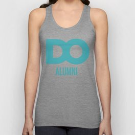 DO Alumni Unisex Tank Top