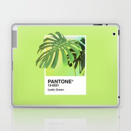 PANTONE SERIES – LEAFY GREEN Laptop & iPad Skin