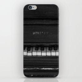 Vintage Piano iPhone Skin