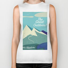 The Great Outdoors! Biker Tank