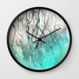 New Zealand's beauty *Tekapo Wall Clock