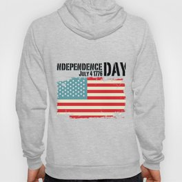 1776 4th of July Independence Day Gift Hoody