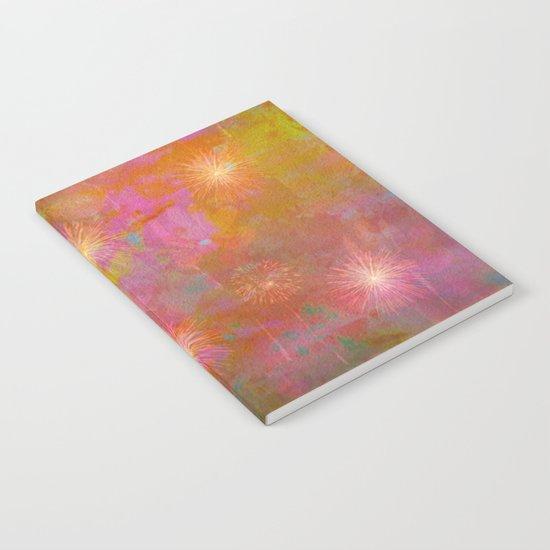 Starburst Abstract Notebook