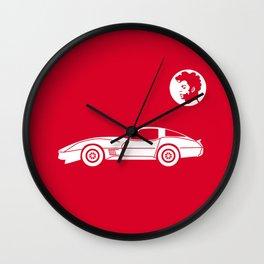 Stingray C3 Wall Clock