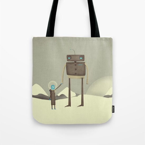 We'll Find A Home Tote Bag