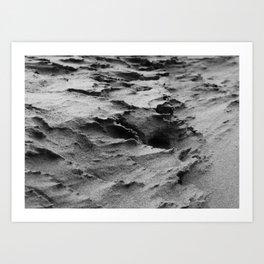 Shifting Sand Art Print