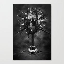 Eve 3000 Canvas Print