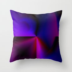 Graphical Expression II Throw Pillow