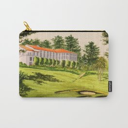 The Olympic Golf Course 18th Hole Carry-All Pouch