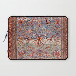 Sultanabad Antique Persian Rug Print Laptop Sleeve