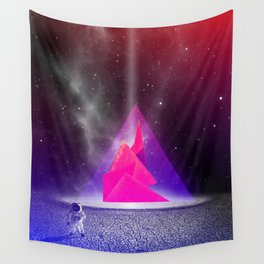 Space Frame by GEN Z Wall Tapestry