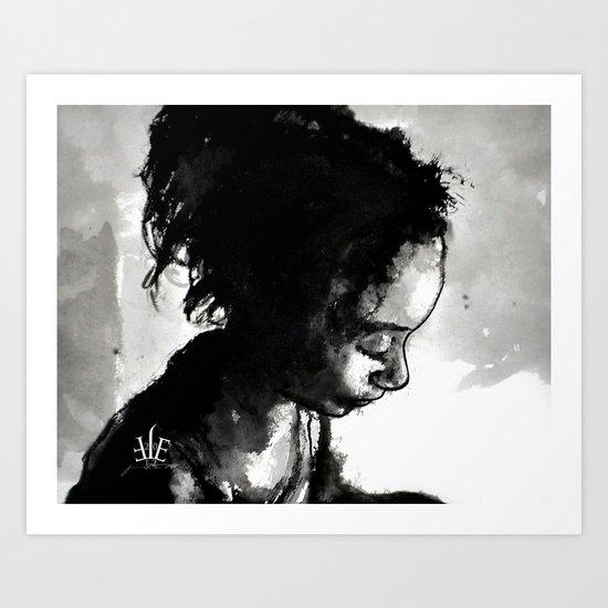 Chel Art Print