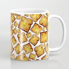 Toast Pattern Coffee Mug