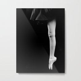 Pointe Metal Print