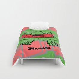 open frog Comforters