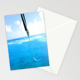 Parasailing Stationery Cards