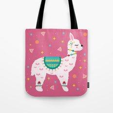 Tutti Frutti Alpaca Tote Bag