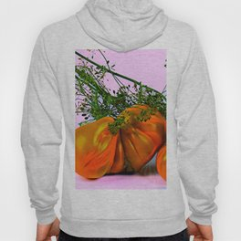 Still life of tomatoes and dill Hoody
