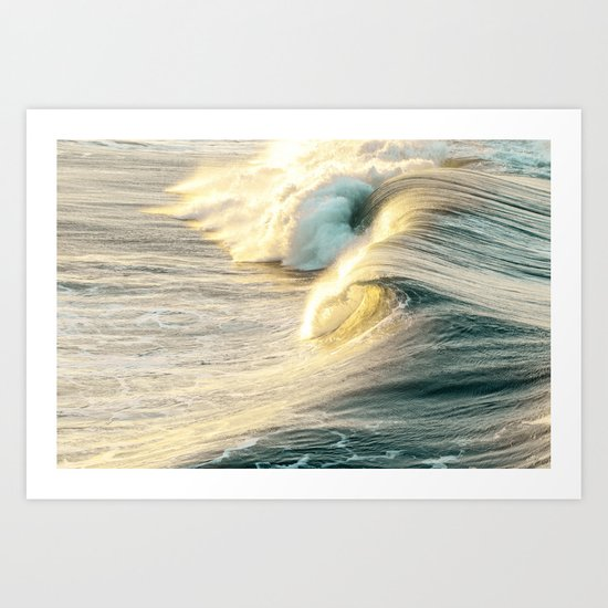 Nautical Crash Art Print