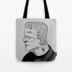 Karloff's Monster Tote Bag