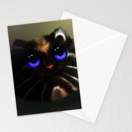 Cute Kitten Stationery Cards