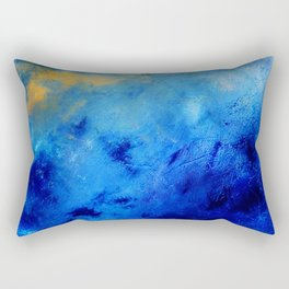 The Value of Peace Rectangular Pillow
