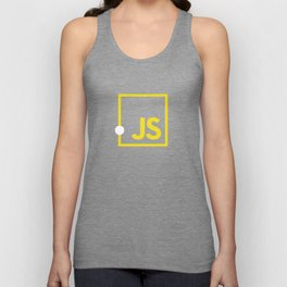 Javascript js Unisex Tank Top