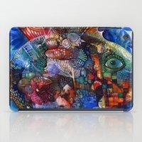 friday iPad Cases featuring Friday by oxana zaika