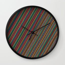 X Out Wall Clock