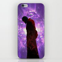 starlord iPhone & iPod Skins featuring Lord Of A Galaxy by Kramcox