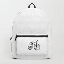 Bike on 3 wheels Backpack