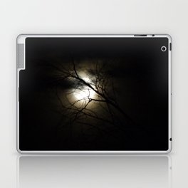 Once in A Blue Moon Laptop & iPad Skin