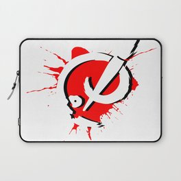 Badass Art Logo v2 Laptop Sleeve