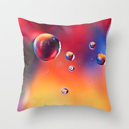 these are the magic years Throw Pillow