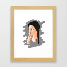 Vice Framed Art Print