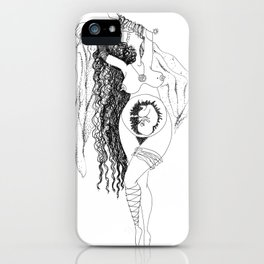 Everyday dance iPhone Case