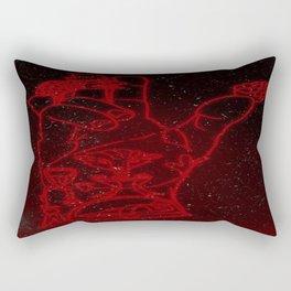 Hand of Gawd Rectangular Pillow