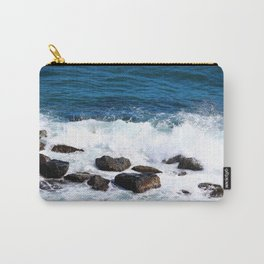 """feeling the splash of paradise"" Carry-All Pouch"