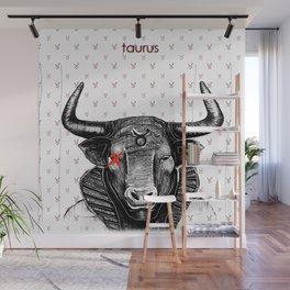 Taurus (the bull) Wall Mural