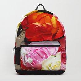 Heart of roses Backpack