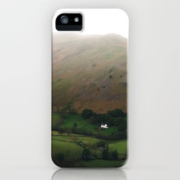 Mountain House iPhone Case