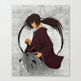 Battousai Canvas Print