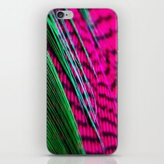 Dyed Feathers iPhone & iPod Skin