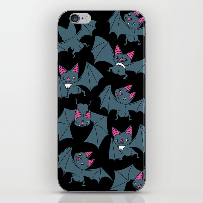 Bat Butts!!! iPhone Skin