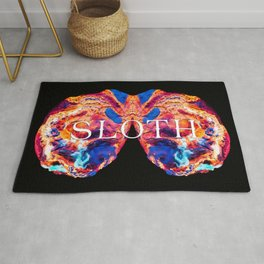 The Seven deadly Sins - SLOTH Rug