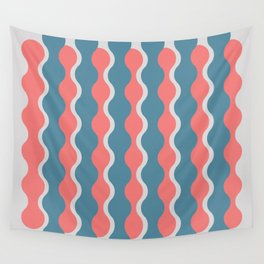 Midcentury Pattern 05 Wall Tapestry